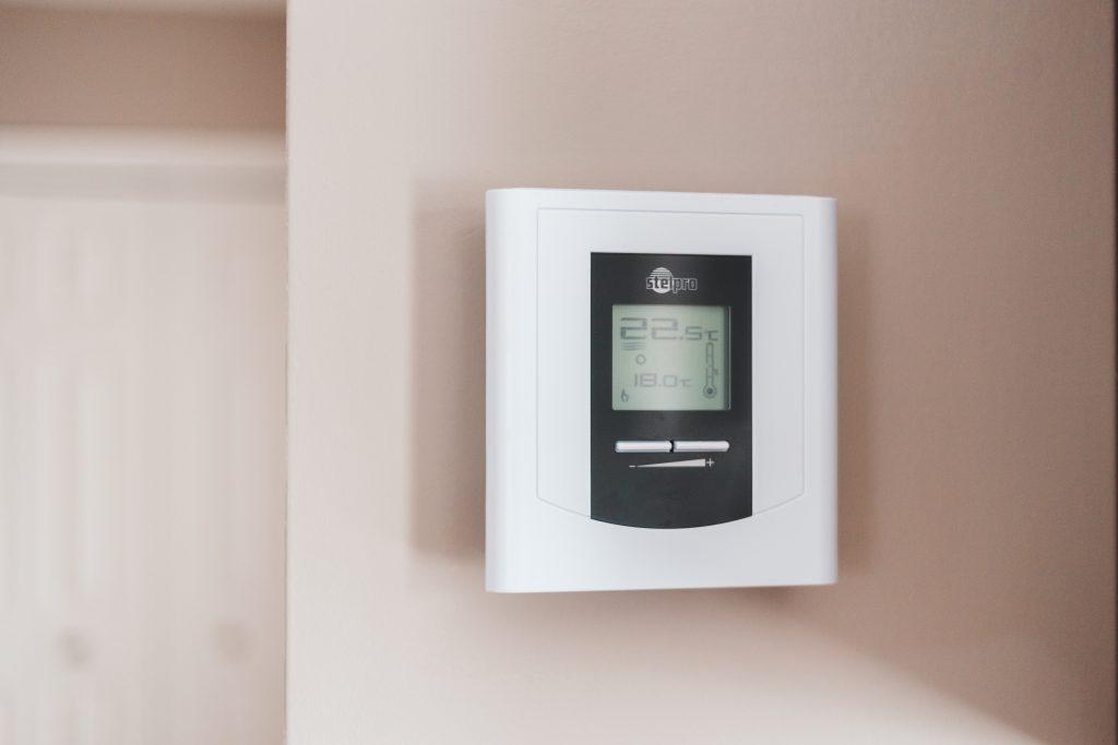 thermostaatknoppen